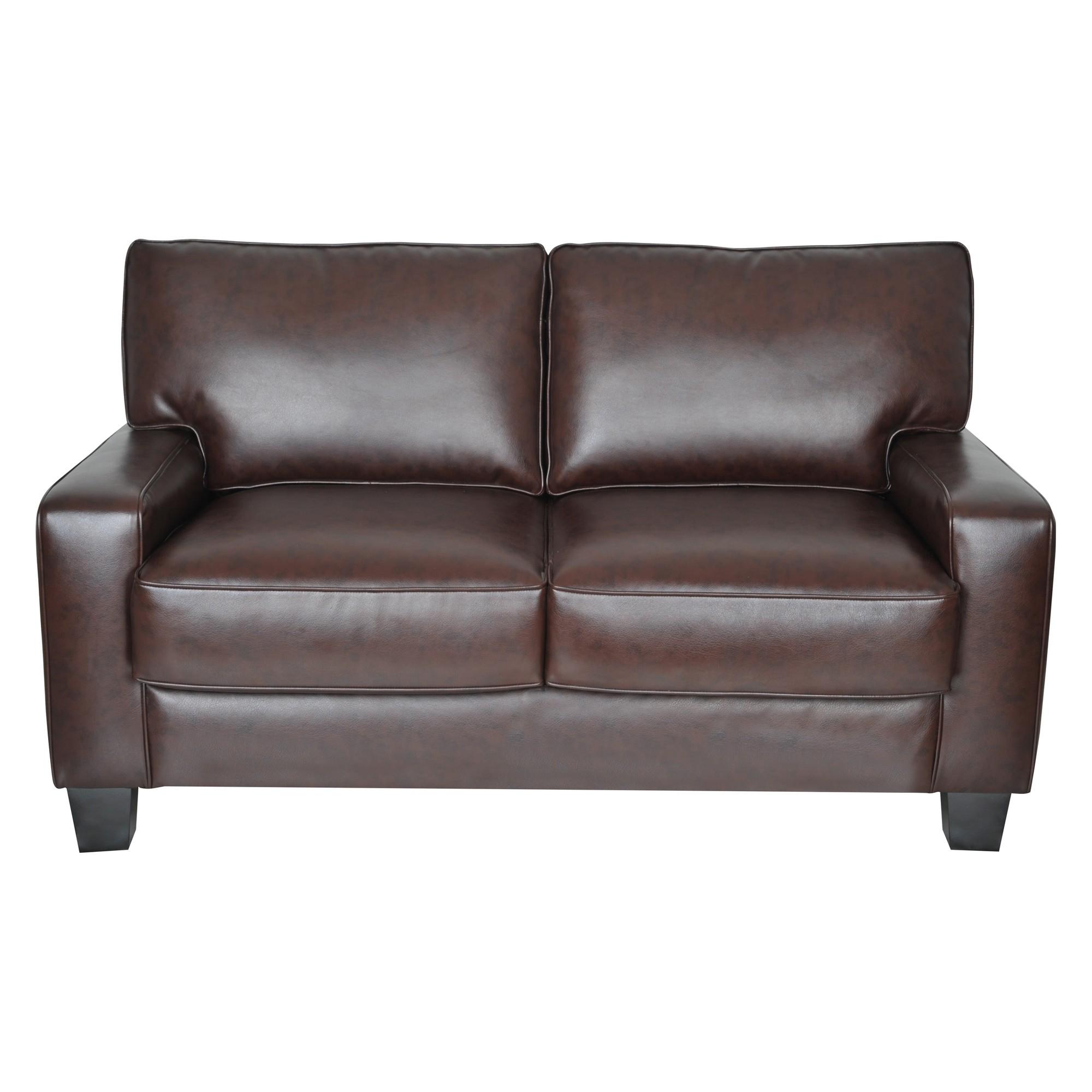 Deep Seating Palisades 61 Chestnut Brown Serta