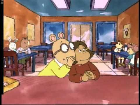 Arthur Season 1 Episode 10a - YouTube | school-videos-Arthur