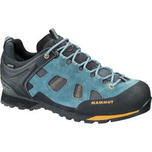 Mammut Ayako Low GTX Approach Shoe - Men's #hikingtrails