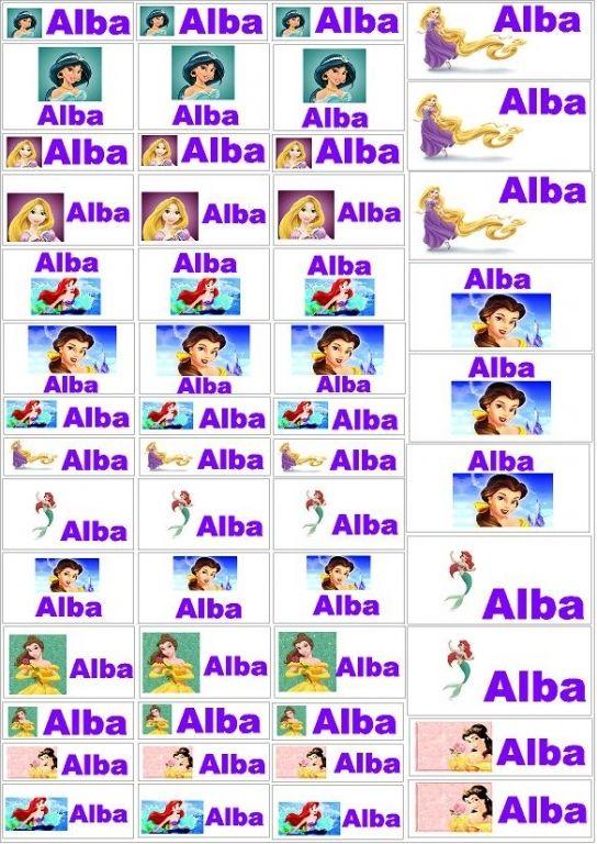 alba navn