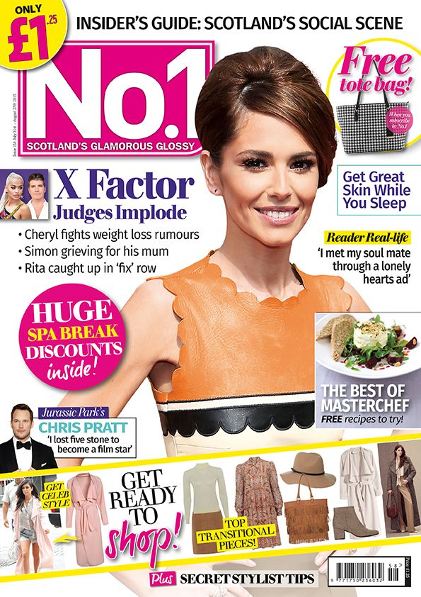 Take a look at issue 158! #no1magazine #scotland