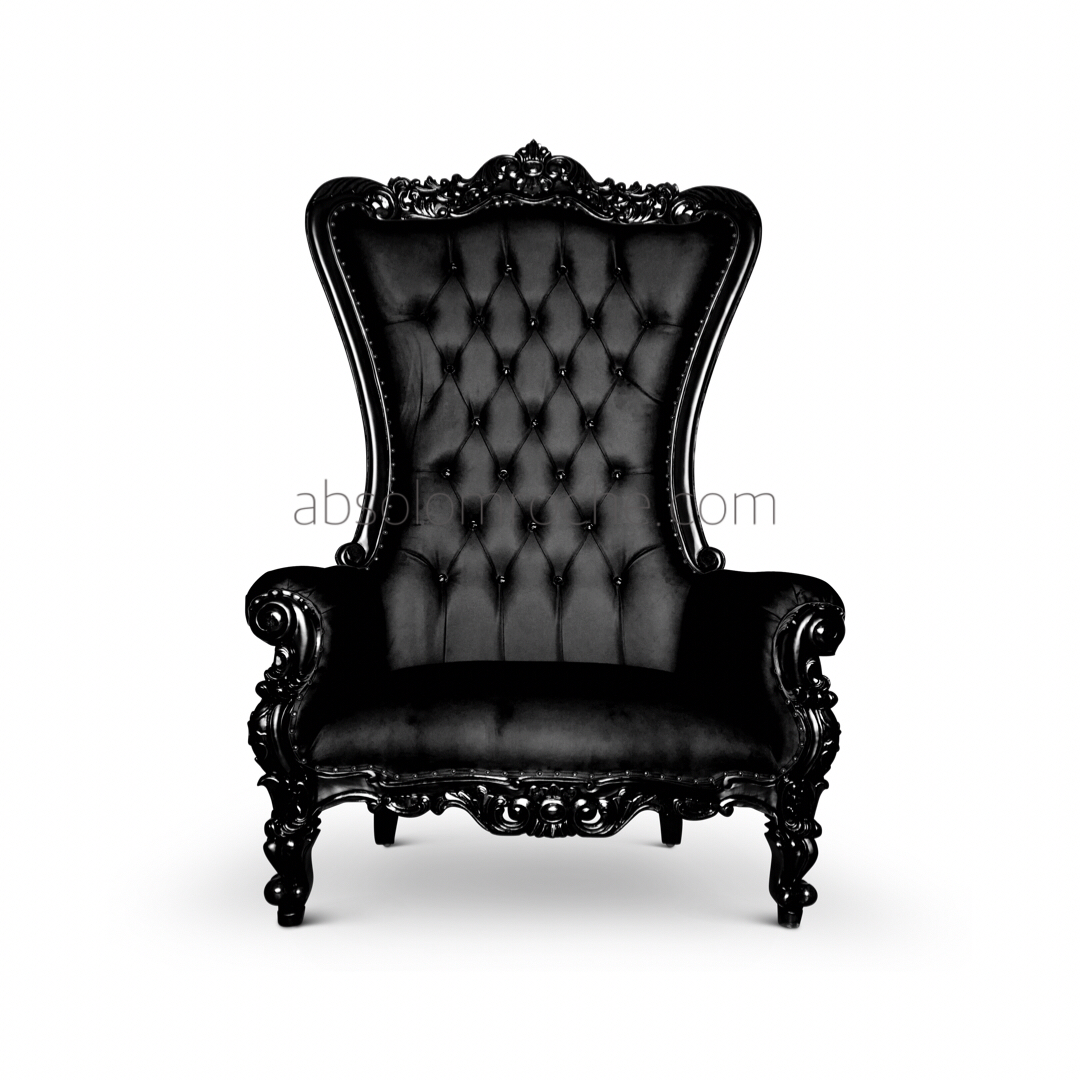 Sale Grande Nouveau Chair Black Black Chair Luxury Chairs