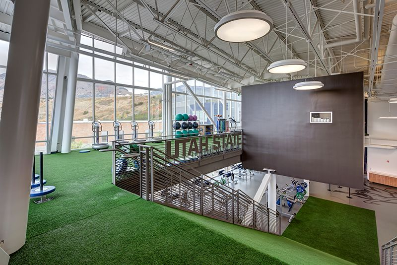 strength and conditioning facility school Google Search