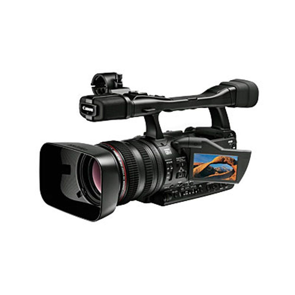 Canon XH A1 1.67MP 3CCD High-Definition Camcorder with 20x Optical Zoom: Camera & Photo