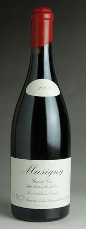 2005 Domaine Leroy Musigny Grand Cru
