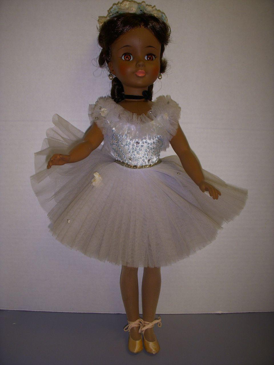 Vintage 1960s Madame Alexander Quot Leslie Quot Doll All Original