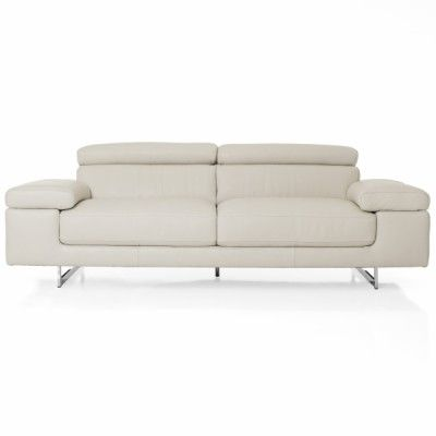 Adamo Sofa White Sofa Modern Sofa