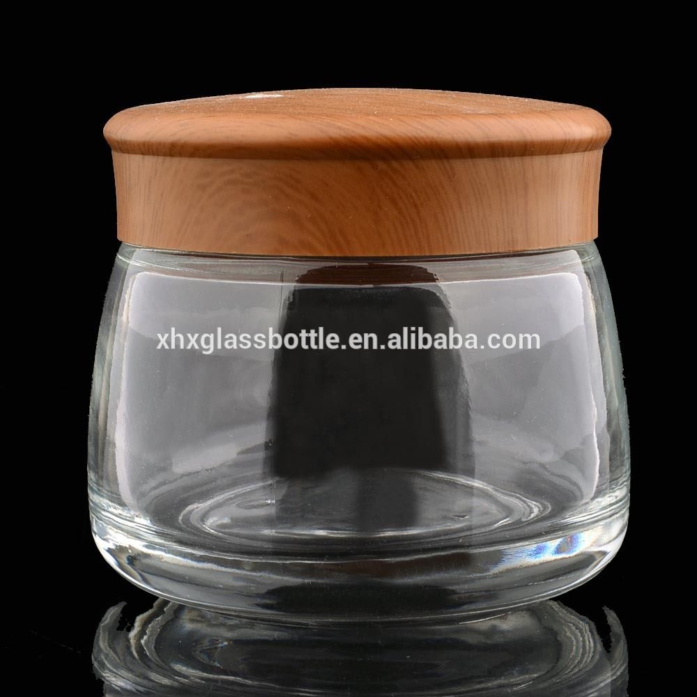 Skin Care Body Cream Glass Jars Wholesale Glass Jars Organic