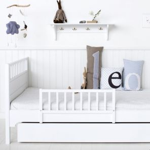 Oliver Furniture Rausfallschutz Fur Juniorbett Tagesbett Und Etagenbett Coole Betten Fur Kinder Betten Fur Kinder Bett Mobel
