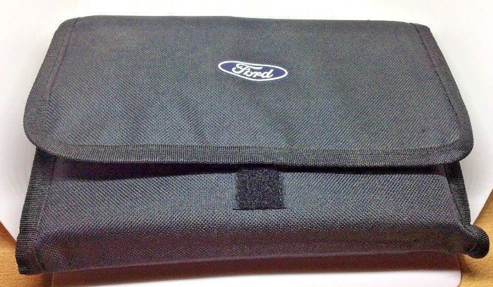 2017 Ford Escape Owners Manual Case Only New