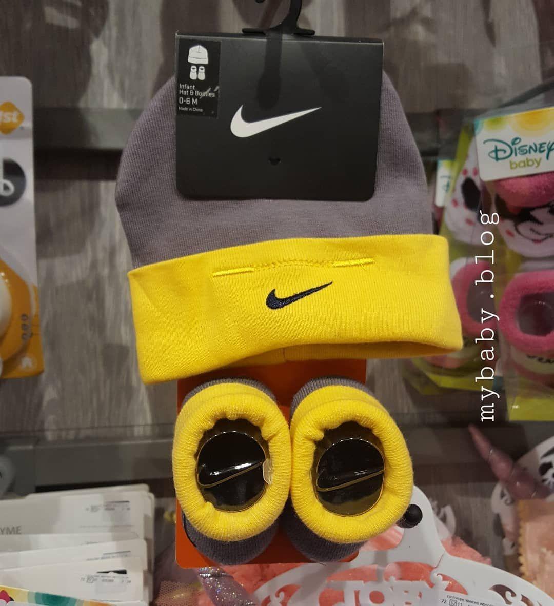"MyBaby Blog's Instagram photo: ""Nike Sets für nur 6,99€ bei tkmaxx 💛 | Anzeige . . . #tkmaxx #mybabyblog #babyblogger #mamablogger #saleblogger #angebotblogger #nike…"""