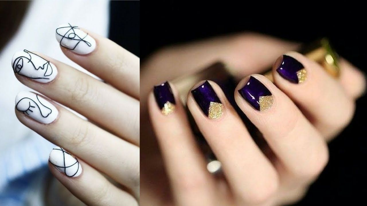 Diy Nail Art Tutorial Videos The Best Nail Art Designs