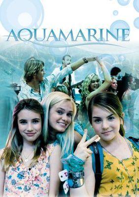aquamarine 2006 poster mako