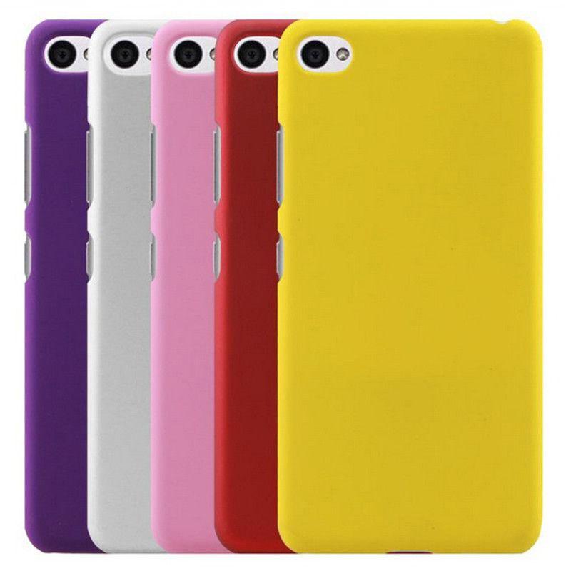 Para lenovo s90 case mate esmerilado de plástico duro contraportada case fundas para lenovo s90 s90t s90u bolsas capa protectora del teléfono celular