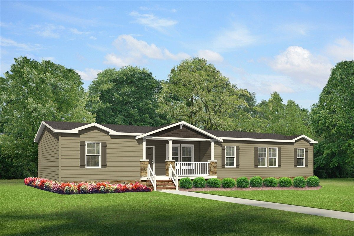 Photos the frontier home 25cmb32663ch clayton homes of for Mobili horm