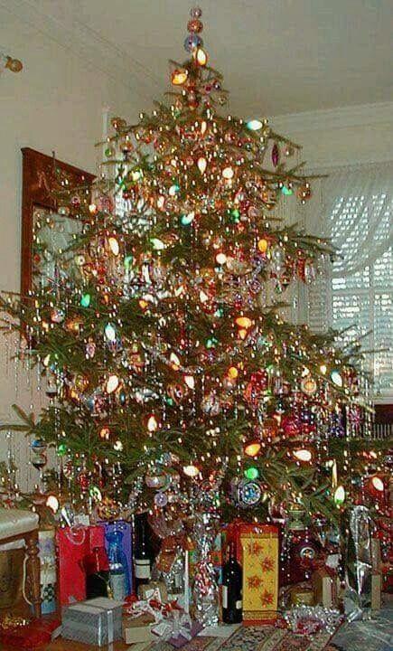 ️Happy Holidays⚜️ #christmas #lights #tree | Vintage ...