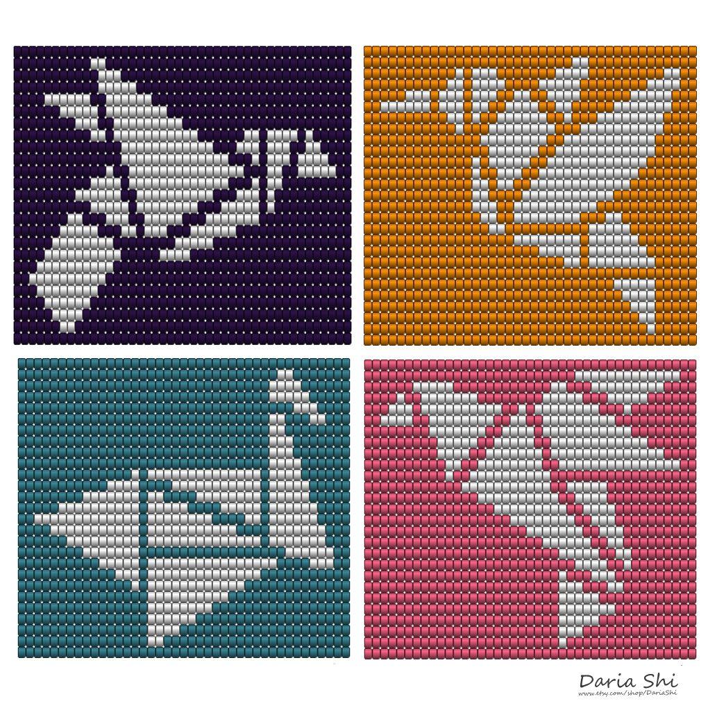 Photo of Tapestry crochet design by DariaShi on Etsy