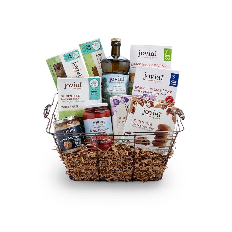 gluten free gift baskets canada