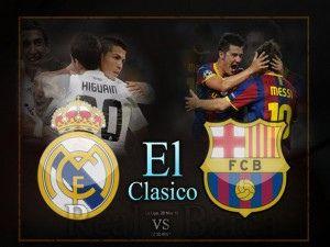 El Clasico 300x225 Barcelona Vs Real Madrid Real Madrid Win Sports Highlights