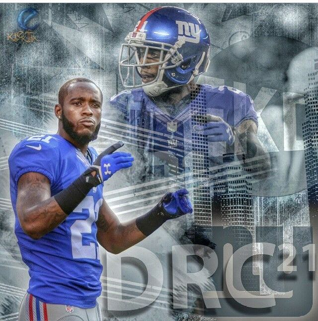 outlet store 6cd99 a3925 CB Dominique Rodgers-Cromartie #nyg #DRC #nfl | NY Football ...