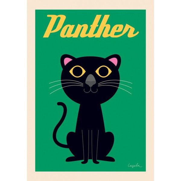 Poster Panther