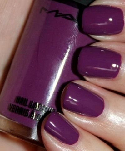 9 Best Purple Nail Polishes | Nail stuff / Nail Polish colors / Gel ...
