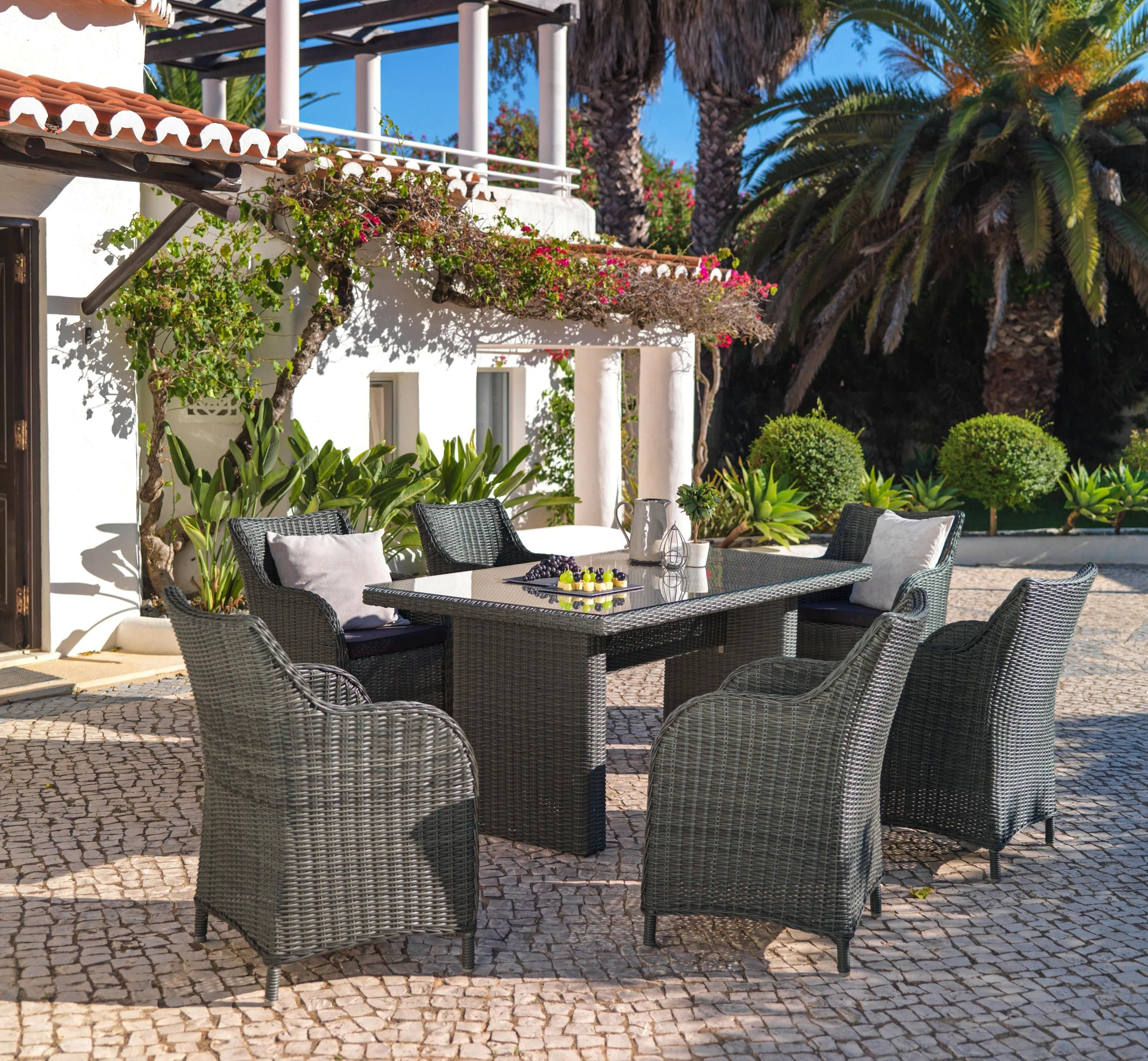 Loungegarnitur Von Ambia Garden Lounge Mobel Lounge Garnitur Aussenmobel