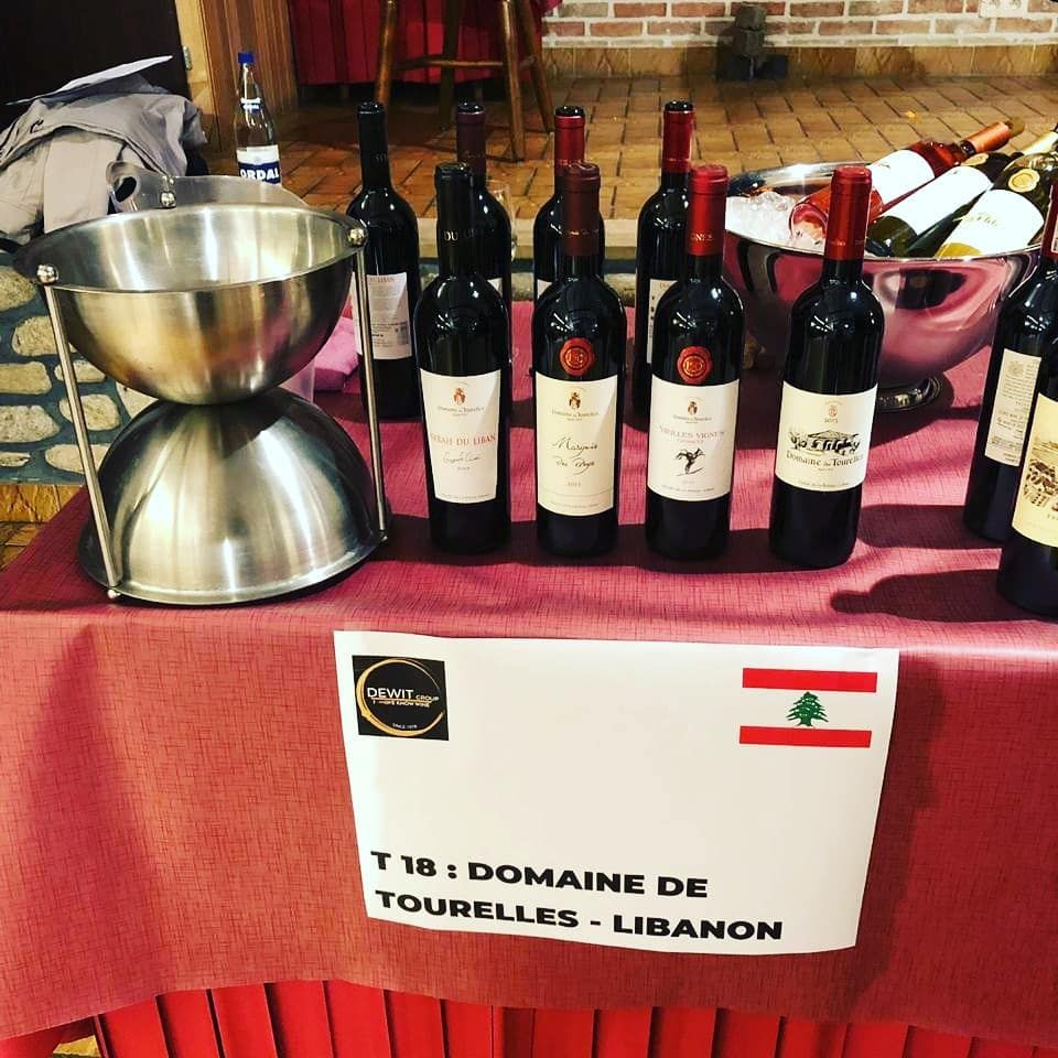 Back To Belgium For Our Autumn Tasting And For The Love Of Lebanon In The World Domainedestourelles Wine Tasting Belgium Wine Bottle Wine Domaine