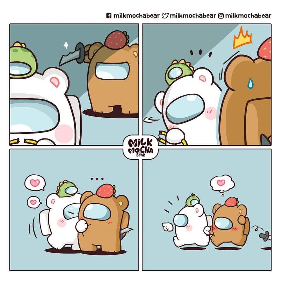 Milk Mocha Cute Bear Drawings Cute Cartoon Drawings Cute Cartoon Wallpapers