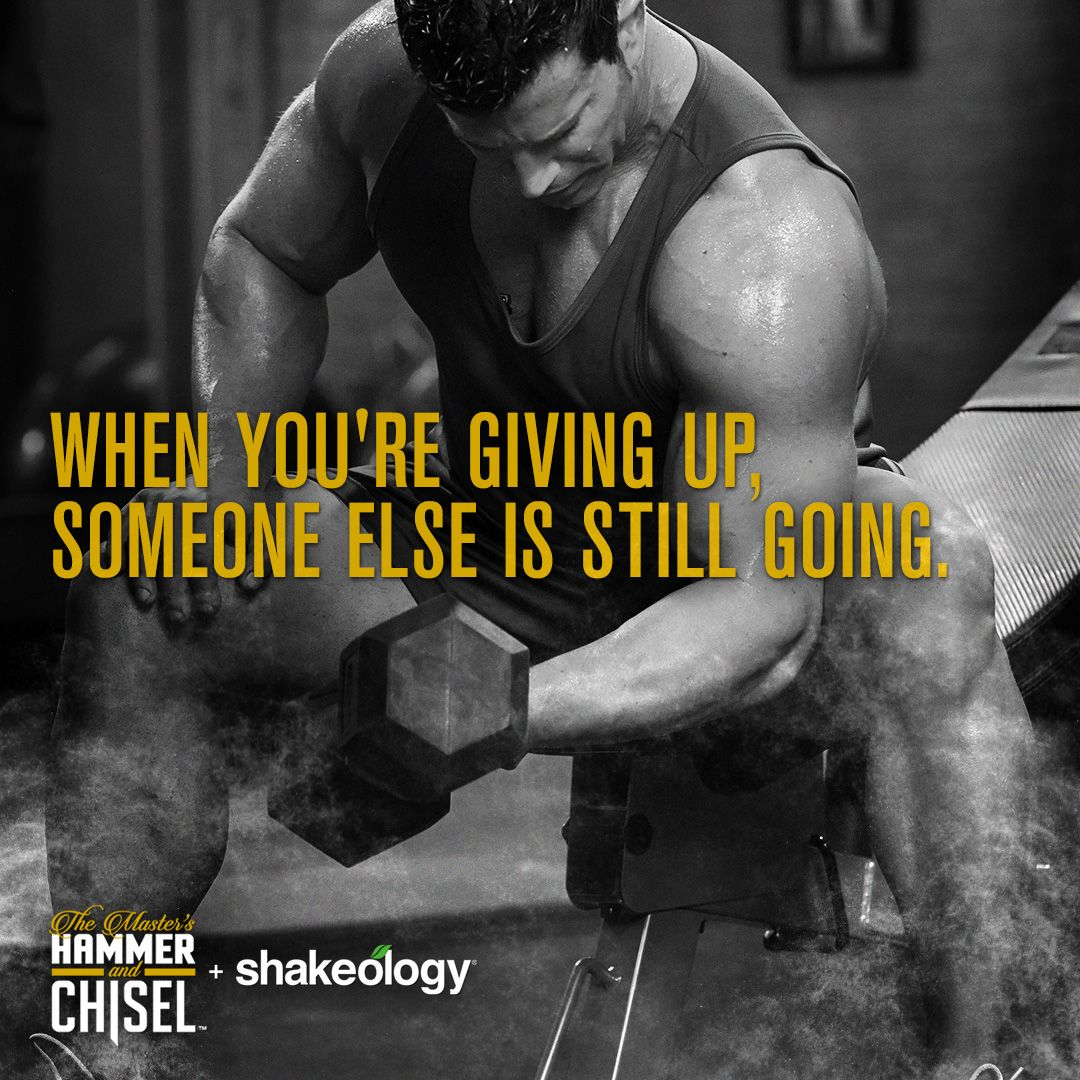 Sagi Kalev Quotes Simple Master's Hammer & Chisel Has Flexible Nutrition That Allows You To