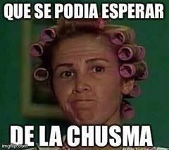 Esa Chusma