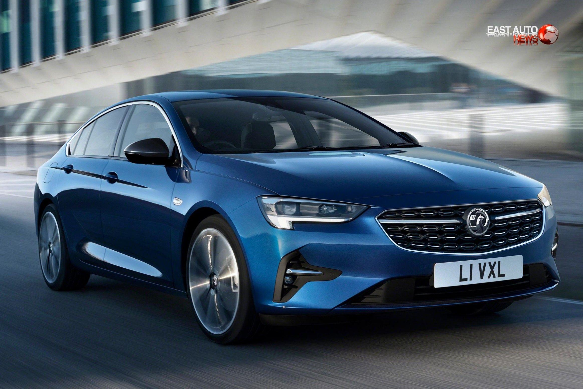 You Should Experience 5 New Opel Insignia Design At (Dengan gambar)