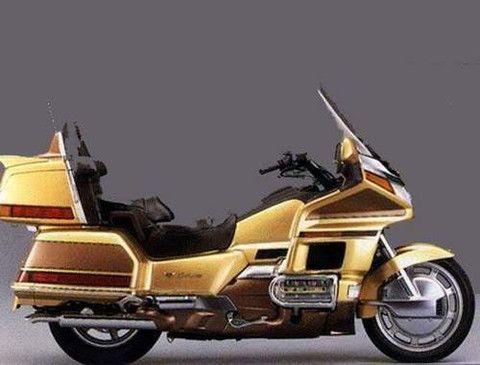 honda goldwing gl1500 service repair manual 1988 2000 download rh pinterest com 1999 Honda Goldwing 1987 Honda Goldwing
