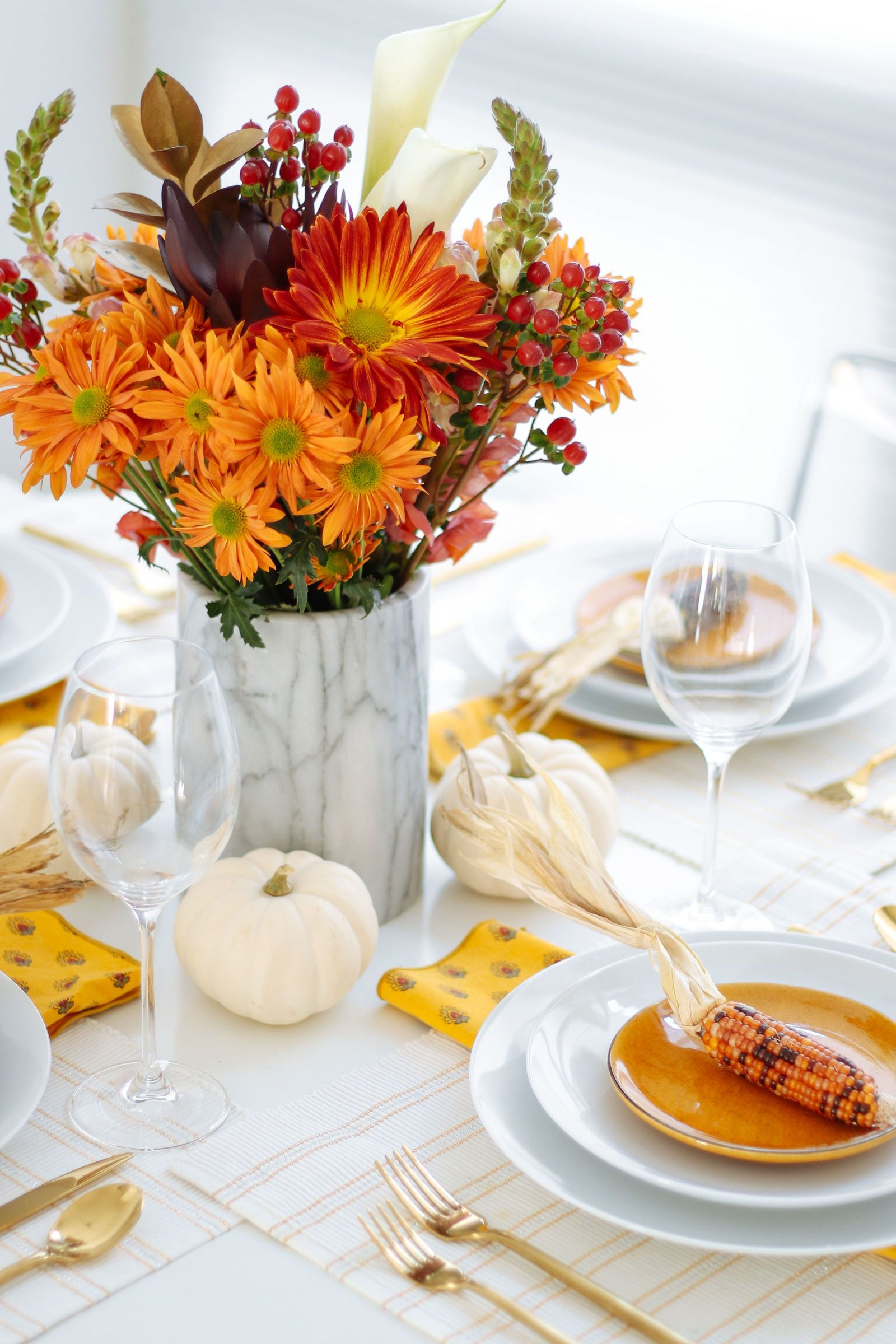 Thanksgiving centerpieces that will make you forget