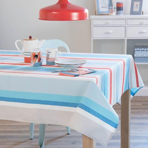 nappe et serviette de table  idee per decorare la casa