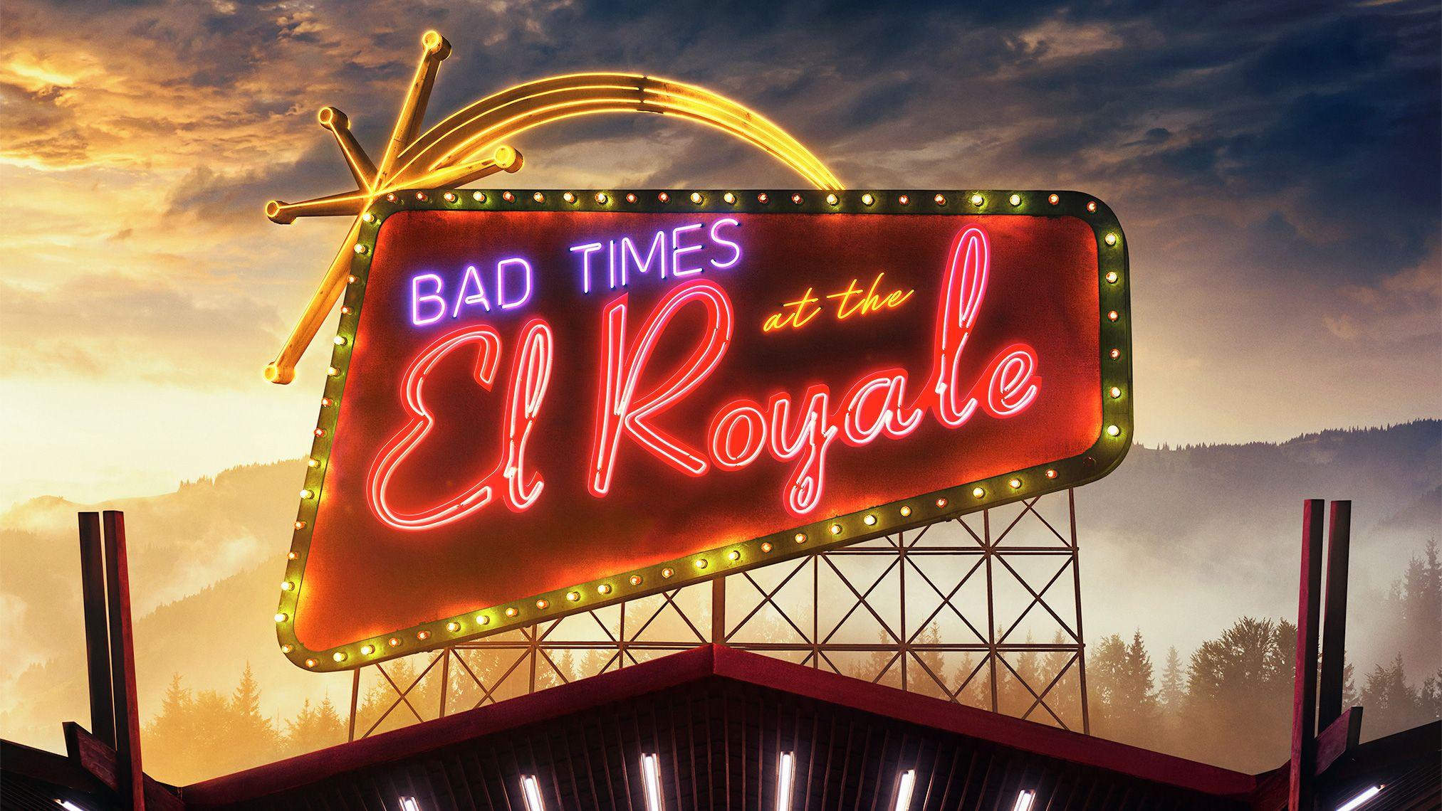 Bad Times At The El Royale Wallpaper Bad Timing Hush Hush