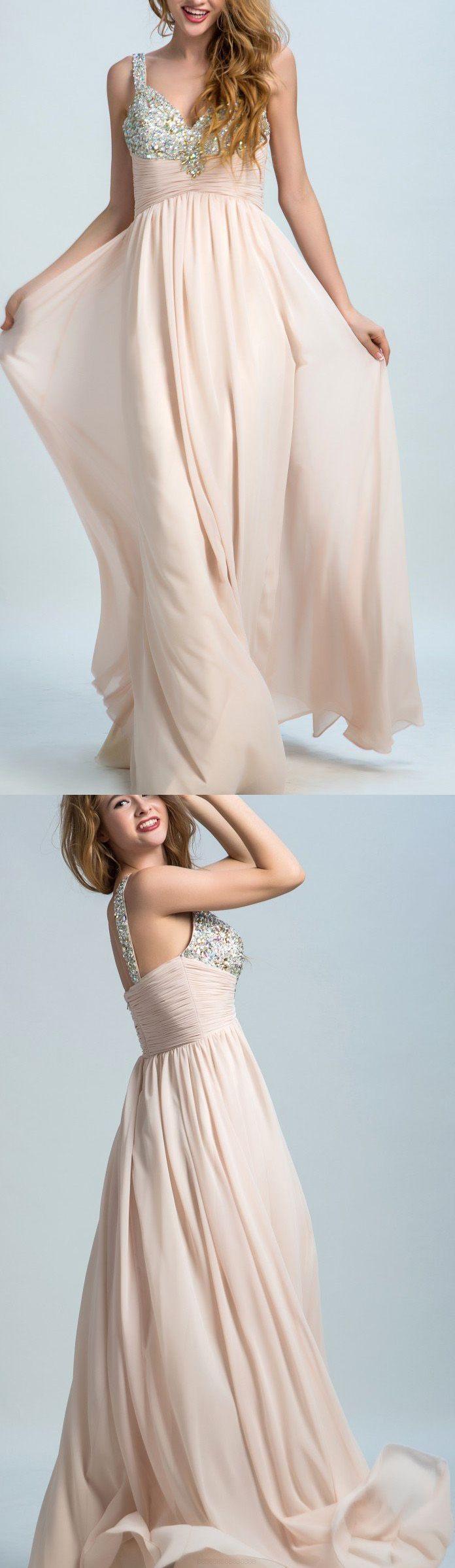 Aline evening dresses champagne alineprincess prom dresses