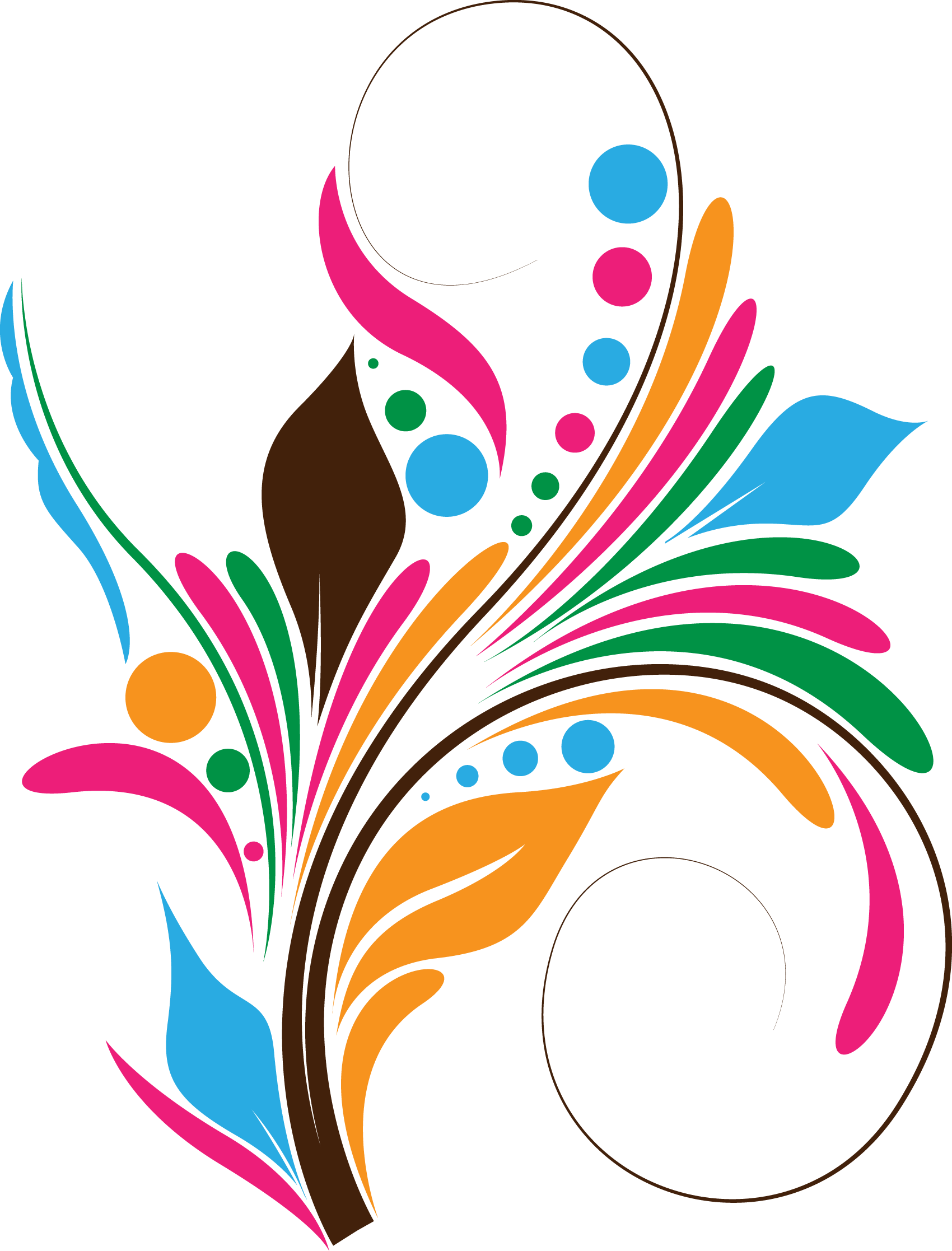 Love the shape and colors Raster to vector,
