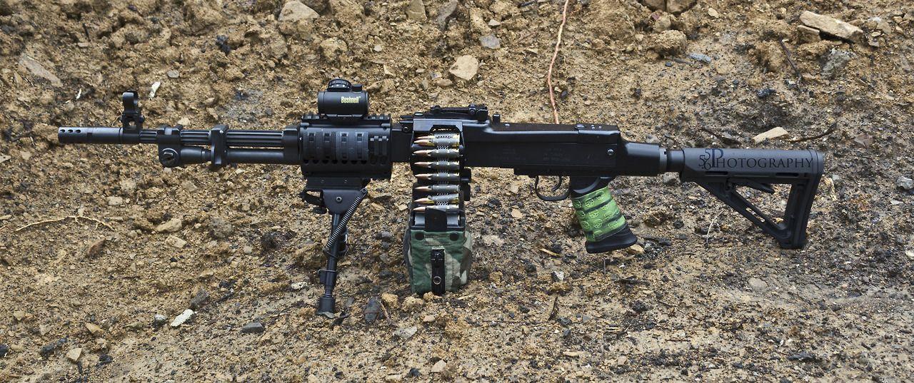 DSA RPD Carbine - 7.62x39mm