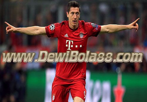 Lewandowski ingin suatu saat bisa bermain di Inggris