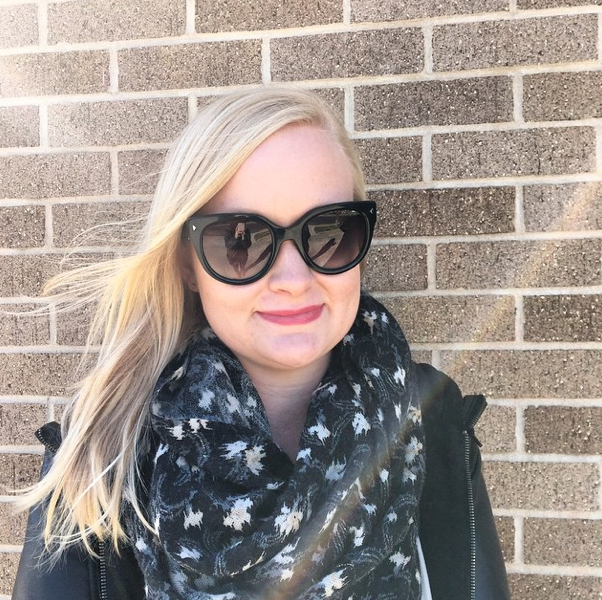 0b6ed629a48f2 ... real grethe is ready for fall in these chic prada pr 170s sunglasses.  eyewear framesdirect