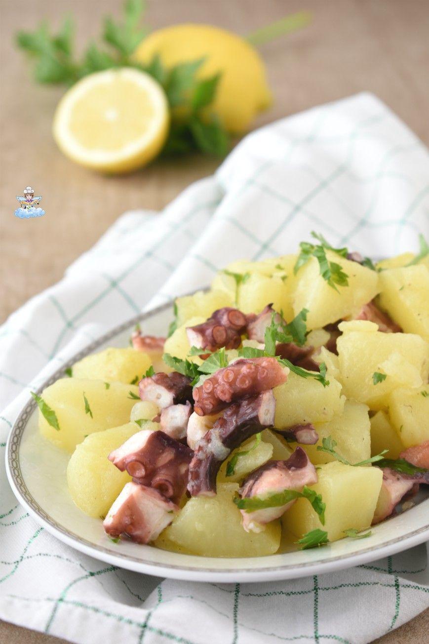 Ricette Polipo E Patate