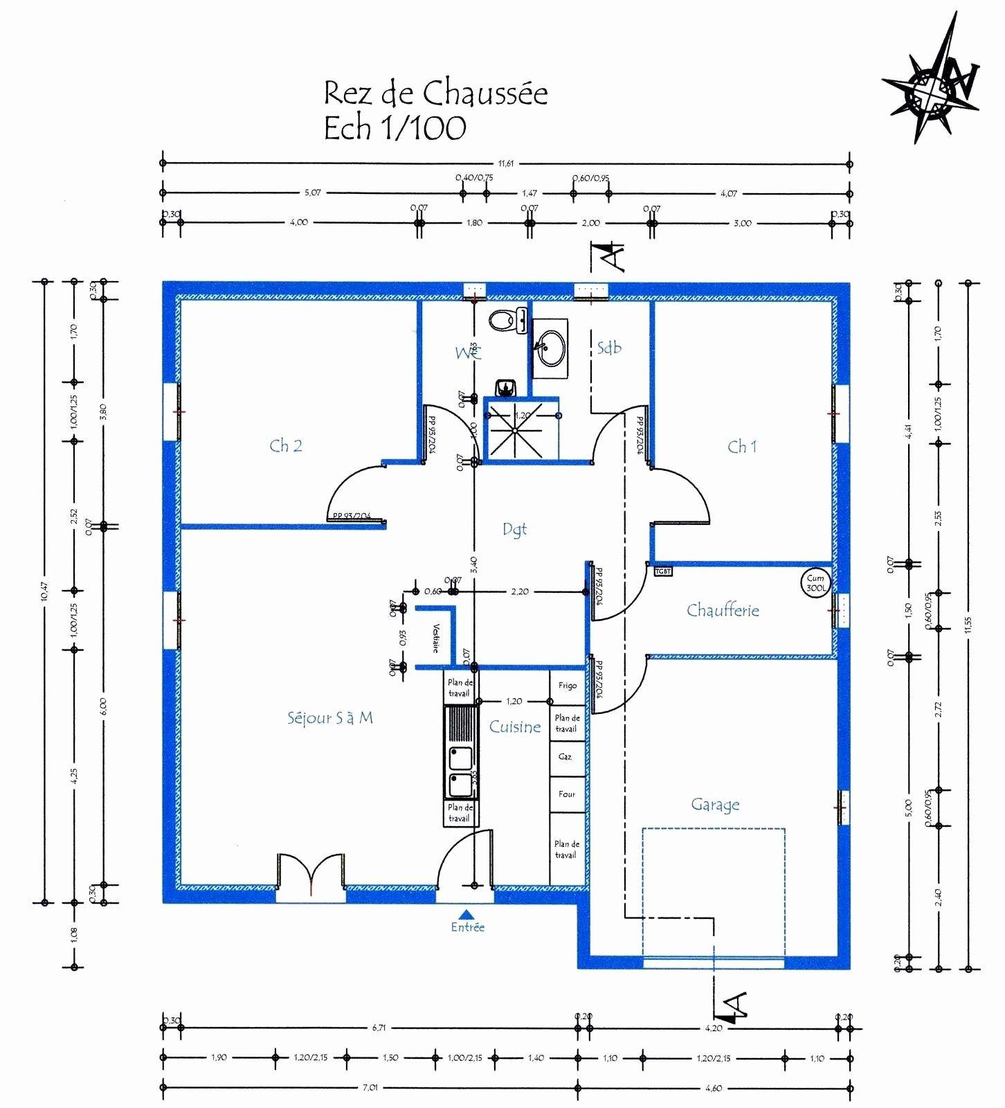 27 Plan De Maison Fonctionnelle Gratuit En 2020 Plan De Maison Gratuit Plan De Maison Fonctionnelle