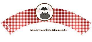 KIT FESTA PRONTA FAZENDINHA GRÁTIS PARA BAIXAR - Cantinho do blog Layouts e Templates para Blogger