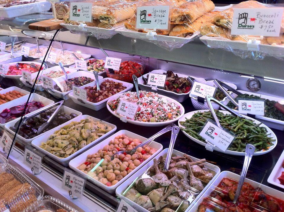 Fresh Pasta Ravioli Prepared Foods Catering Italian Specialties Durso S