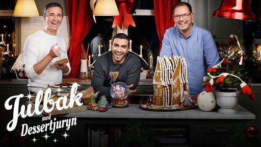 Choklad, pepparkakor, lussebullar och alla andra godsaker är det bästa med julen. Hitta julstämningen och inspirationen med Roy Fares, Magnus Johansson och Sebastien Boudet från Dessertmästarnas jury när de delar med sig av sina bästa recept till jul.