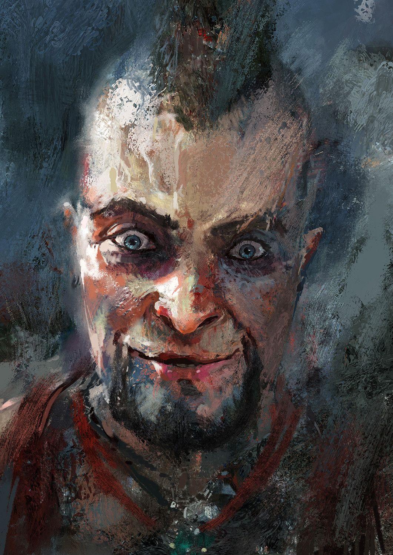 Far Cry 3 Fan Art Kobe Sek On Artstation At Https Www Artstation Com Artwork X2pd2 Far Cry 3 Art Game Art