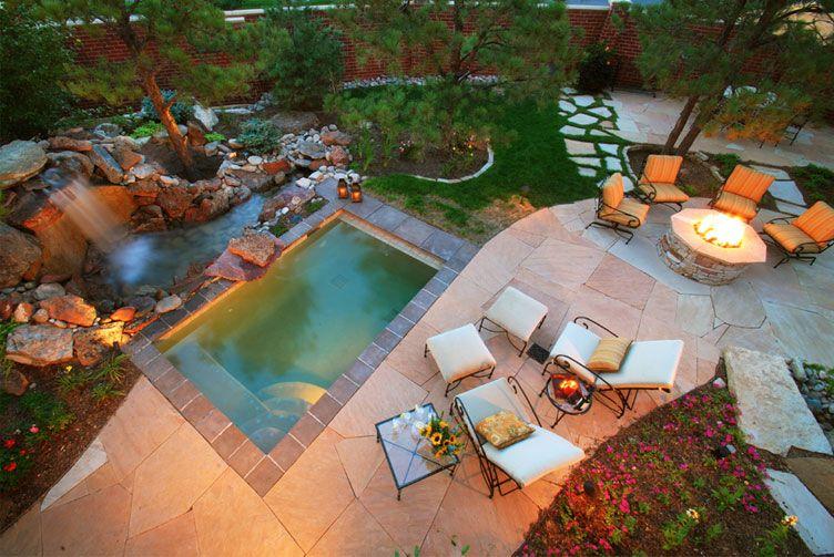 Amazing Patios | ... Mosaic Outdoor Living U0026 Landscapes | Landscapes,  Waterfalls U0026