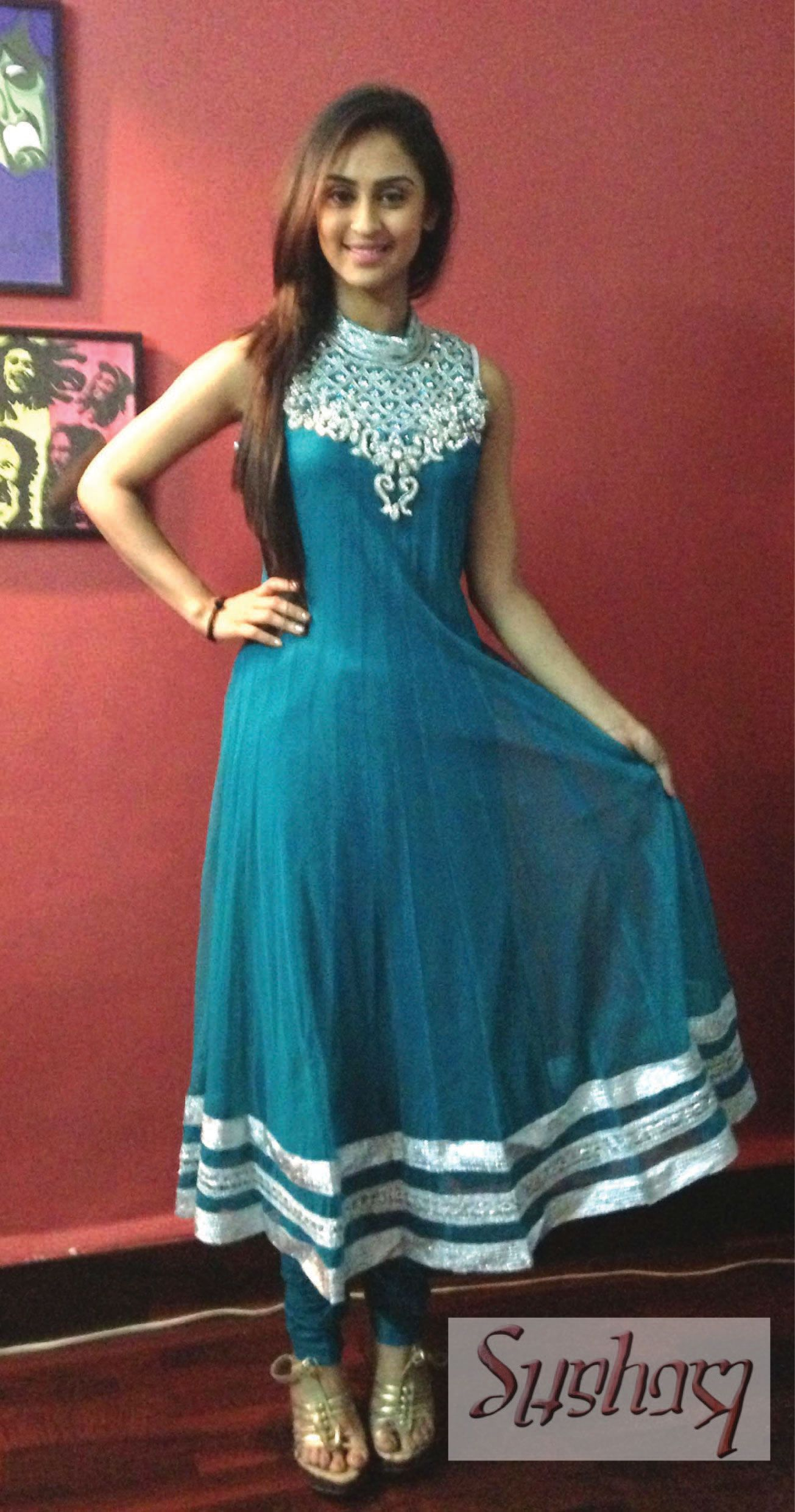 Krystle Dsouza - Design 7 | fashion | Pinterest | Desi, Indian ...