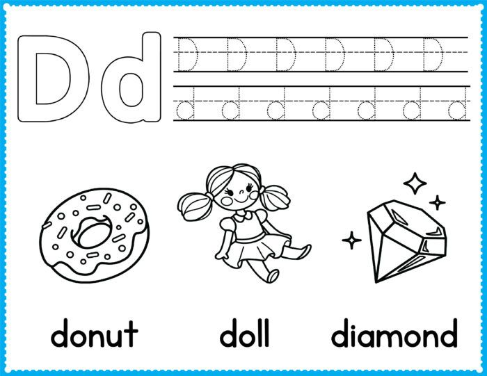 Free Alphabet Coloring Pages Preschool Printables Slap Dash Mom Alphabet Coloring Pages Alphabet Coloring Literacy Worksheets Alphabet coloring pages preschool pdf